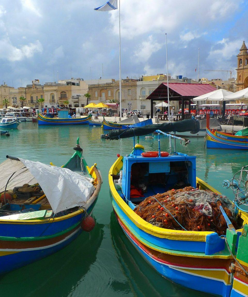 Malta GRANDEfishing boat 241585 1920