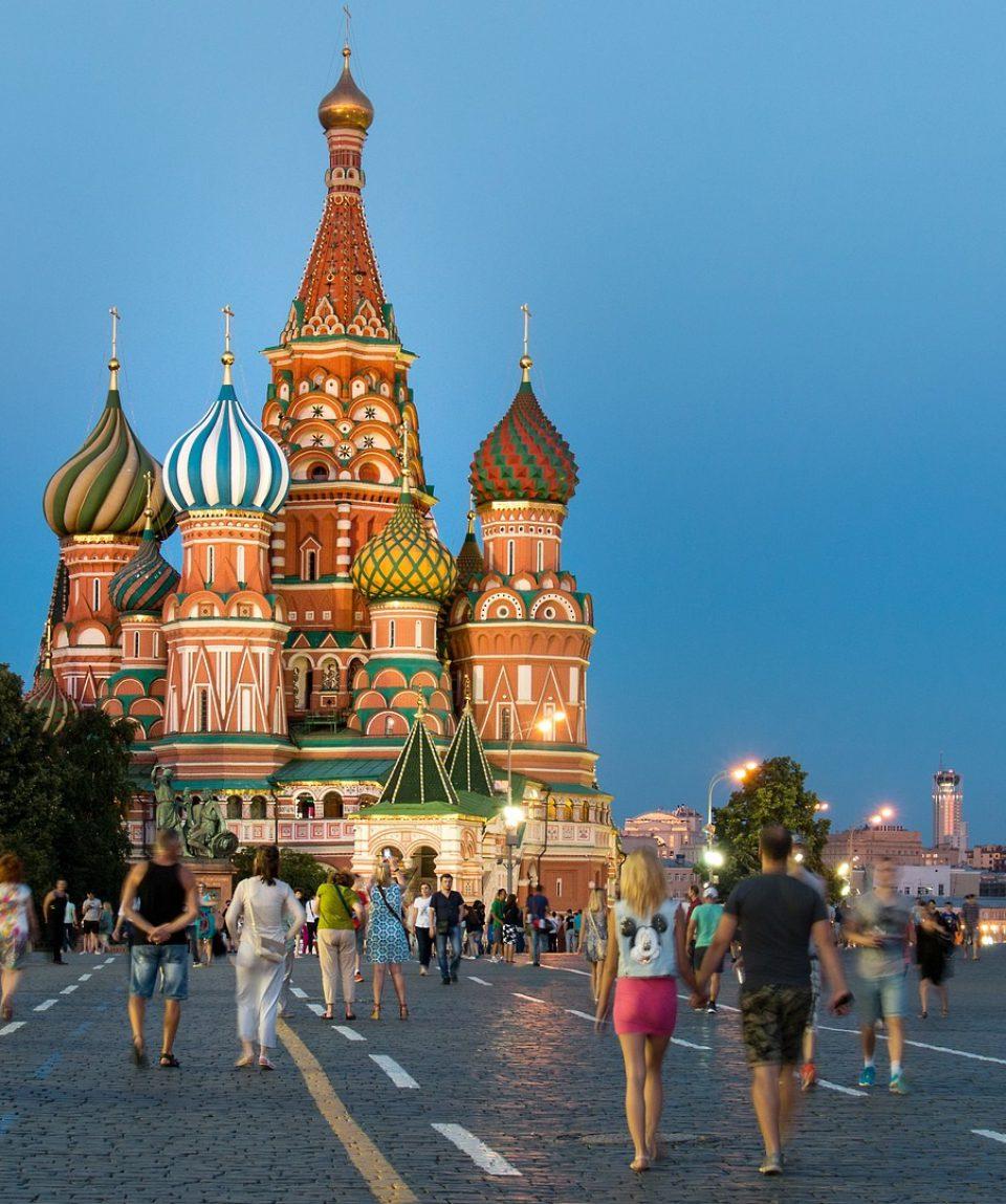 Russia grande