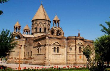 armeniacatedral de echmiadzin2