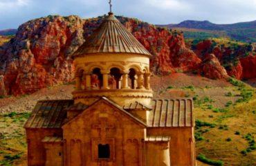 armenianoravank monastery