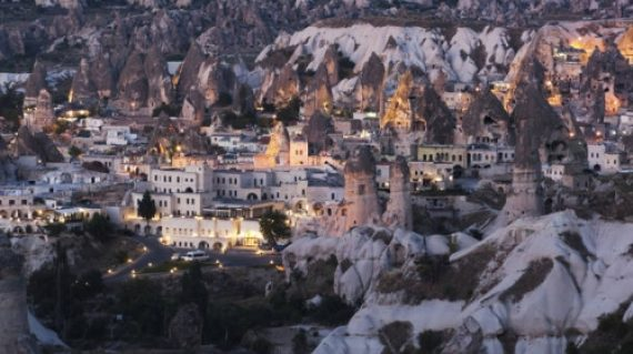 goreme cappadocia turchia