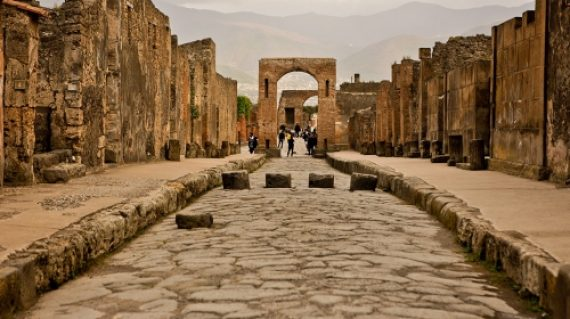 italia campania pompei grande
