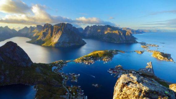 norvegia hike lofoten