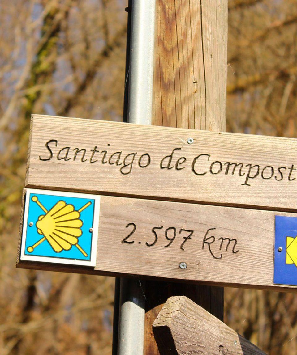 santiago compostela portoghese