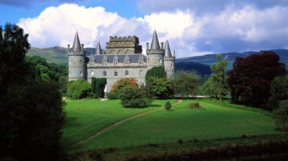 scoziainverary castle