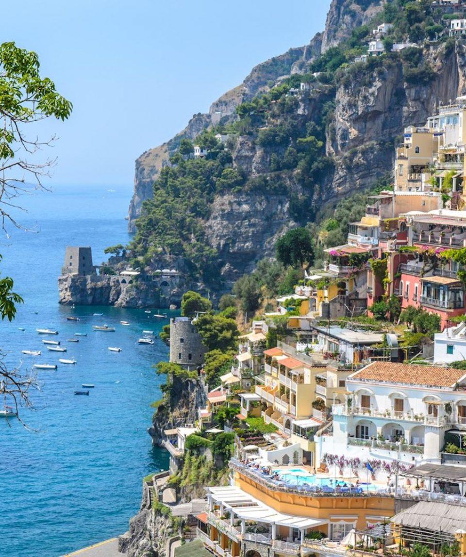 Le meraviglie della Campania – dal 3 al 6 ottobre 2019