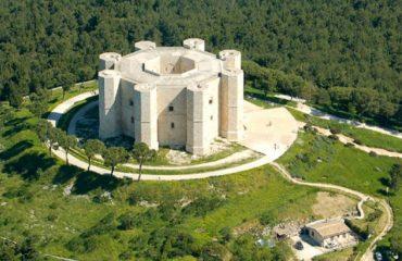 Italia Puglia Castel del Monte