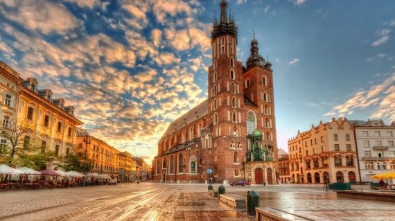 Polonia cracovia 1