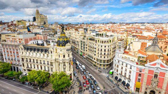 Spagna Madrid 1