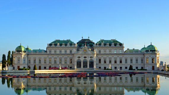 Vienna belvedere 1