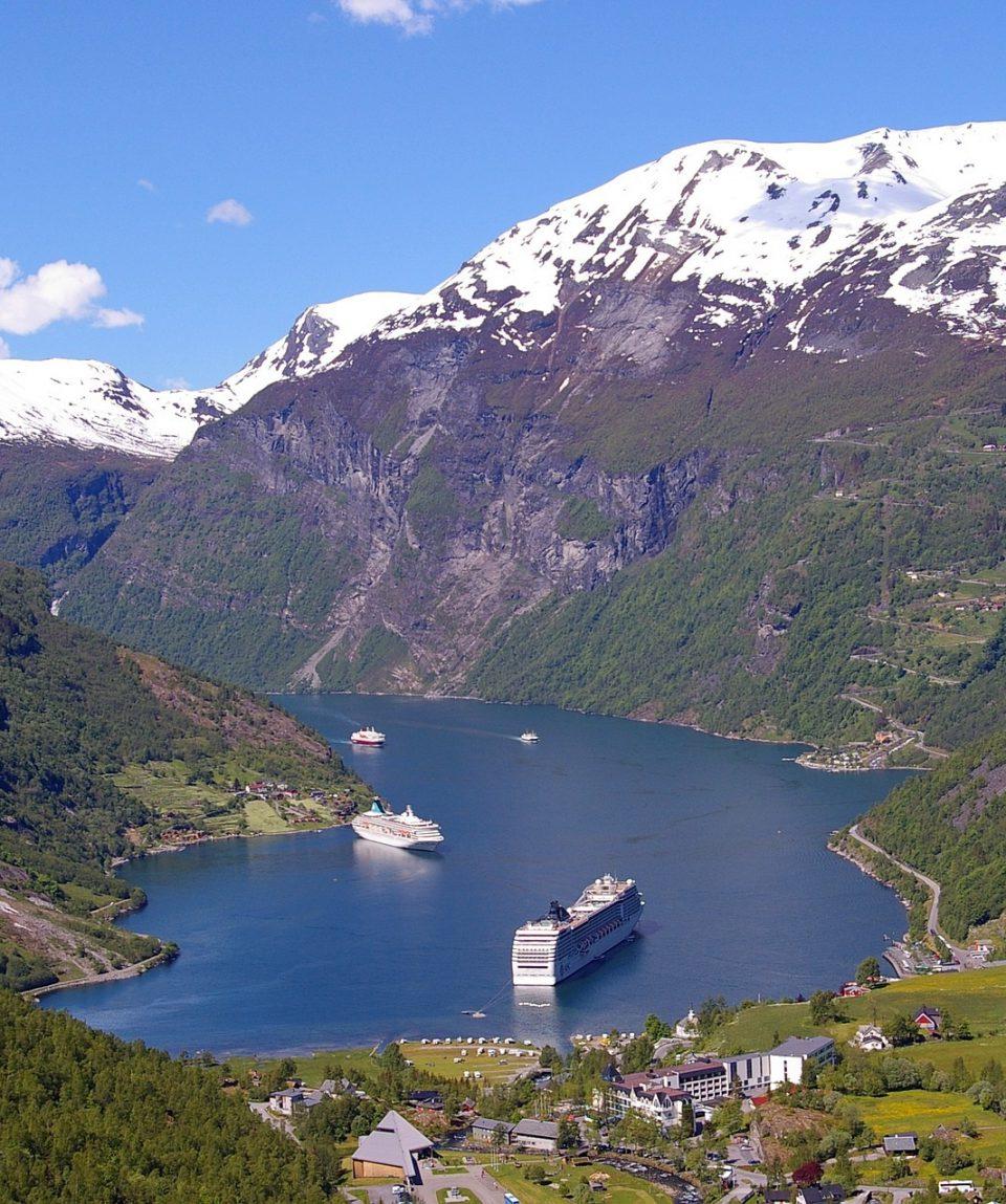 Norvegia grande