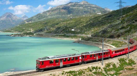 Bernina expressGrande