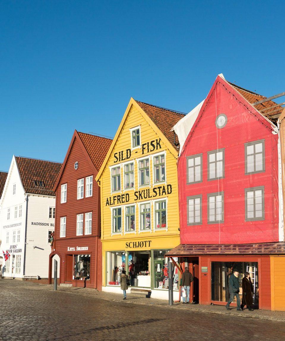 Norvegiabergen pixa