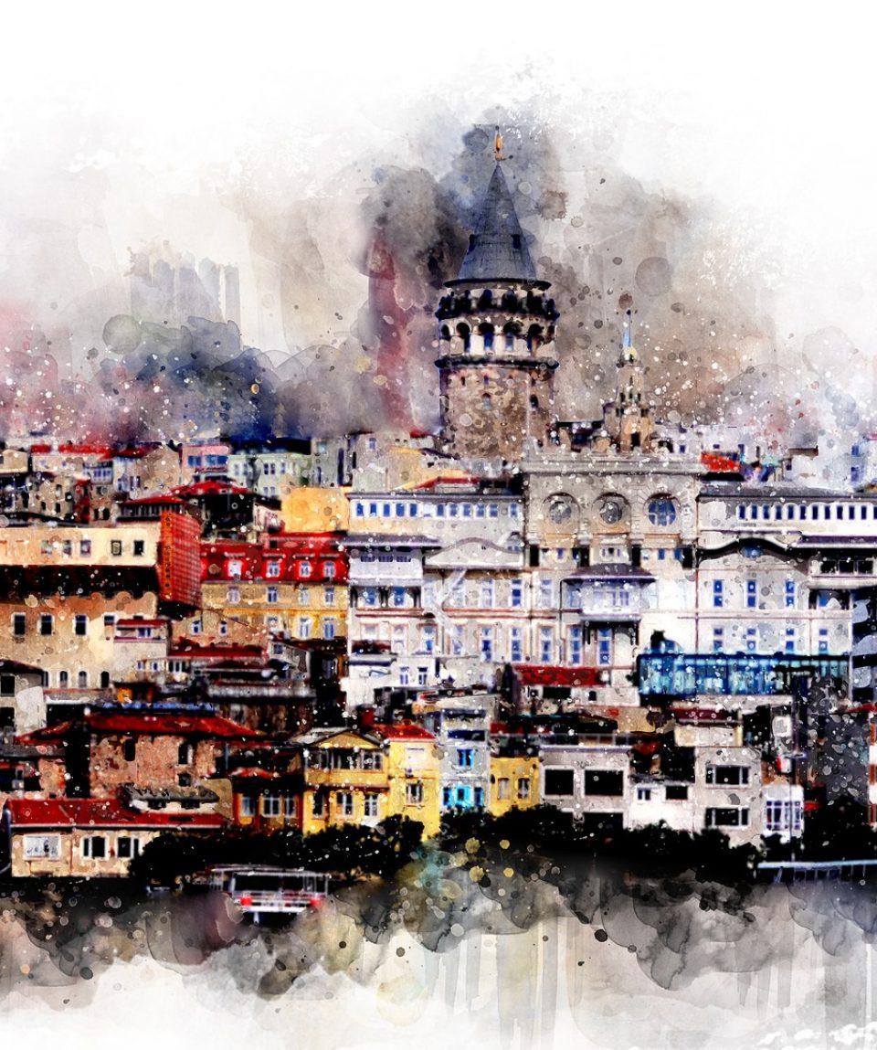 Turchia pixa galata tower